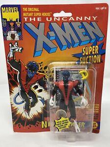 The Uncanny X-Men Toy Biz Nightcrawler Super Suction