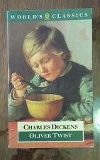 Oliver Twist by Charles Dickens FREE AUS POST good used condition Paperback 1982
