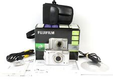 Fujifilm FinePix A700 7.3MP Digital Camera - Silver BOXED + Accessories FREE P&P