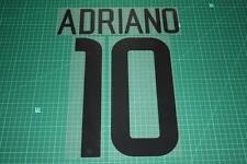 Inter Milan 02/04 #10 ADRIANO Awaykit Nameset Printing