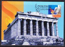 Australia Maxi Cards 2000 Athens- Sydney Olympics set 1