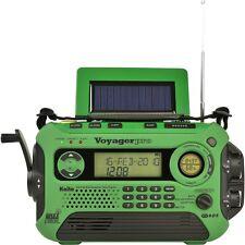 Kaito Voyager Pro KA600 Weather & Alert Radio KA600-GRN