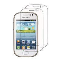 Lot/ Pack Films Protecteurs Protection d'ecran pour Samsung Galaxy Fame S6810