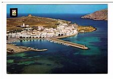 Postcard: Aerial View, Fornells, Menorca, Spain