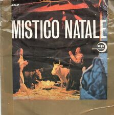 45 giri- -Pastorale-Intorno al fanciullin Gesù-Ninna nanna-Mistico Natale SC1B