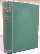 1918 - The Dynasts by Thomas Hardy - Of the War with Napoleon HB