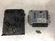 Peugeot 407 1.6 HDI Diesel ECU BSI Kit 0281011633 9658576180 90 Day Guarantee