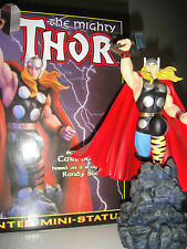 BOWEN DESIGNS The Mighty THOR Mini STATUE LOW #005 MIB! MARVEL AVENGERS Sideshow