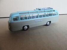 453G Brekina Mercedes-Benz 0-321 Bus Touring Ho L 10,5 cm