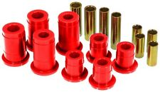 98-02 Ford Ranger 95-01 Explorer Red Front Control Arm Bushings Prothane 6-213