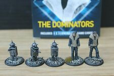 Doctor Who The Dominators expansion with well painted miniatures