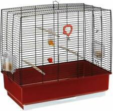 Ferplast Regtangular Rekord 4 Small Bird Cage for exotic birds & Canaries 41cm