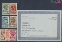 Saarland 144-150 (kompl.Ausg.) geprüft postfrisch 1931 Volkshilfe: Ge (9230195