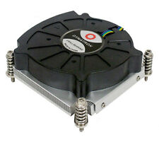 Dynatron K6 Intel LGA1151 LGA1155 LGA1156 1U Active CPU Cooler Aluminum 80mm Fan