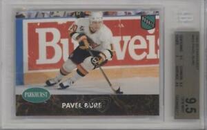 1991-92 Parkhurst Pavel Bure #404 BGS 9.5 HOF