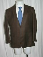 Brooks Brothers 1818 Regent 100% Cashmere Full Canvas Two Button Blazer 44L