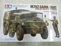 Tamiya 1/35 US 6x6 M792 Gamma Goat - Ambulance Truck Model Tank Kit #35342