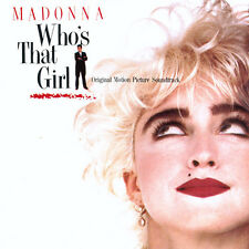 WHO'S THAT GIRL (MADONNA) SOUNDTRACK LP (BRAND NEW! STILL SEALED!!)