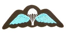 Embroidered Paratroopers RAF Patch Cloth Uniform Beret Badge Royal Air Force
