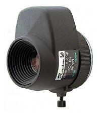 "NEW Rainbow L8DC4P 1:1.3 1/3"" 8mm DC Type Auto Iris CCTV Lens F1.2s Made Japan"