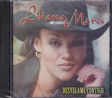 Liliana Mares Desvelame Contigo CD New Nuevo sealed