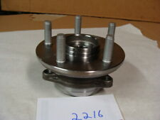 Wheel Bearing and Hub Assembly Front  PT 513324