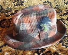 cd40199e3d9b Sombreros Fedora de acrílico para De hombre   eBay