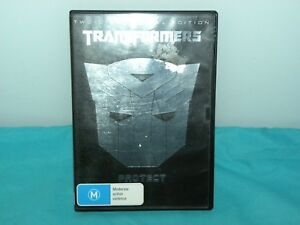 Transformers Protect 2 Disk Special Edition DVD Feat Shia LaBeouf
