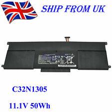 C32N1305 Genuine Battery For ASUS Zenbook Infinity UX301LA-1A UX301LA-1B 50Wh