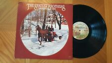 The Statler Brothers Christmas Card LP Vinyl Record A