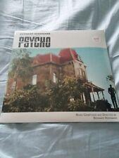 PSYCHO The Original 1960 Film Score Red vinyl edition