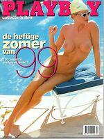 Playboy NIEDERLANDE SONDERHEFT 1999 u.a.mit PAMELA ANDERSON & VICTORIA SILVSTEDT