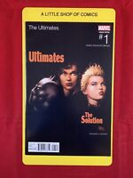Ultimates #1 Hip Hop Variant NM 1st appearance of Ayo Fugees The Score Falcon