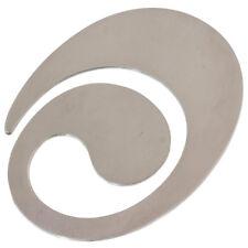 Clip in Silver D5785 Georg Jensen Design Money