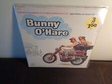 1971 BUNNY O'HARE BIKER HIPPIE FILM AIR Strack SEALED 2 KEITH RICHARDS TRACKS