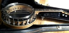 More details for clareen oyster tenor banjo