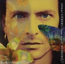 Ottmar Liebert + Luna Negra - Euphoria  (CD, 1995, Sony) Near MINT 10/10