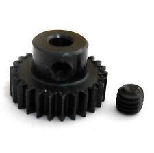 L926 48DP 48 DP 26T 26 Teeth Tooth Motor Pinion Gear Black 540 3.17mm Bore RC