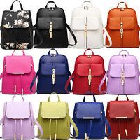 Women Backpack Fashion Lady Girl School College Travel Shoulder Bag Rucksack Lot