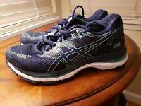 ASICS Women's Running Sneakers GEL-NIMBUS 20  Blue Size 7.5 STYLE T850N
