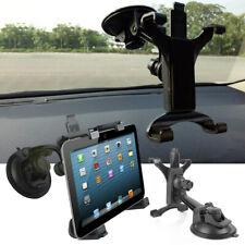 "7""-11"" Tablet 360° Universal Car Windscreen Desktop Suction Mount Holder Bracket"