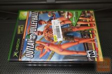 Outlaw Volleyball (Xbox 2003) FACTORY SEALED! - EX!