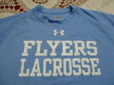 Flyers Lacrosse Under Armour Brand Heat Gear Long Sleeve Athletic Shirt- Medium