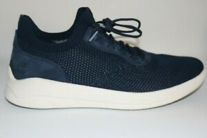 Timberland Men's GreenStride Bradstreet Ultra-Knit Oxford Sneakers 10.5 Blue