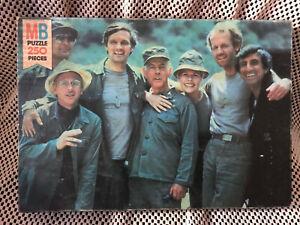 Vintage 1981 M*A*S*H* Milton Bradley MASH TV Show Jigsaw Puzzle Mint Sealed