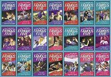 Famous Five Complete 21 Books Collection [Jan 01, 2012] Blyton, Enid