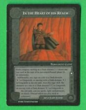 Middle-Earth CCG MECCG In the Heart of his Realm Dark Minions LOTR Rare Card MP