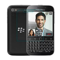 9H ULTRA CLEAR TEMPER GLASS SCREEN PROTECTOR FOR Blackberry Classic Q20 USA