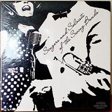 SINGERS AND SOLOISTS OF THE SWING BANDS (SMITHSONIAN)-SEALED1987 6LP BOX