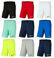 Nike Mens Shorts Dri-FIT Park III Sports Training Gym Football Short Size S M L